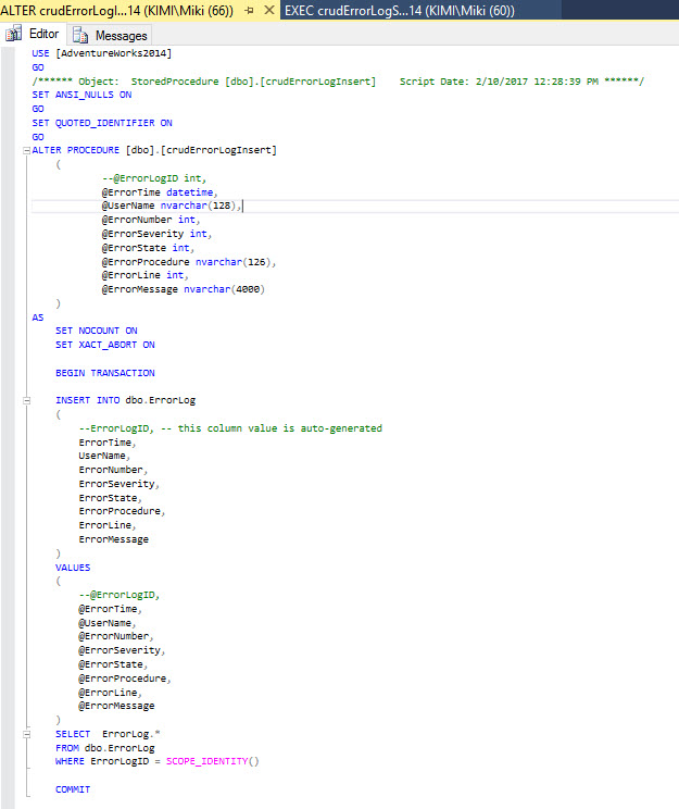 What's next in ApexSQL Complete 2017 R6 – Automatic CRUD