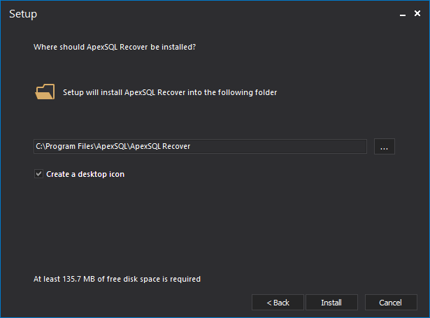 apexsql recover 2016 activation key